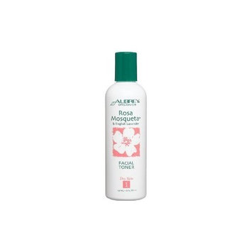 Aubrey Organics Rosa Mosqueta with English Lavender Facial Toner