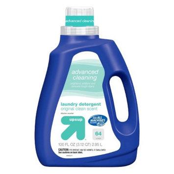 up & up Premium Laundry Detergent Original 64 Loads 100 oz