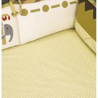 Cotton Tale Designs Elephant Brigade Sheet