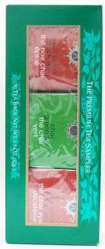Premium Tea Sampler- Chai Stash Tea 30 Bags