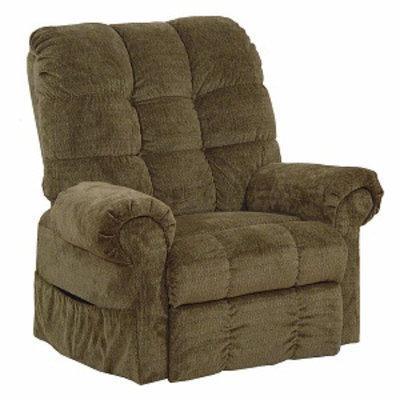 Quest Barrington lift Chair, Moss Green, 1 ea