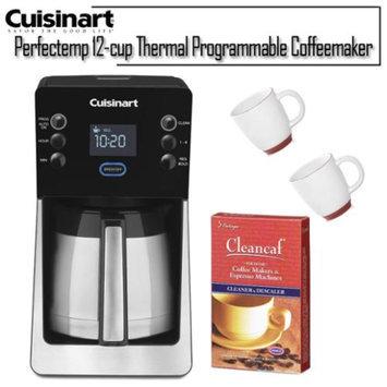 Cuisinart Perfectemp 12-cup Thermal Programmable Coffeemaker Kit