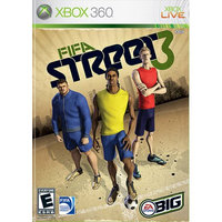 EA FIFA Street 3 Xbox 360