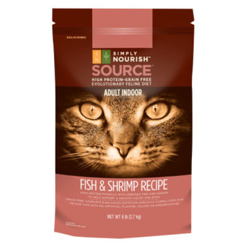 Simply NourishTM Source High Protein Adult Cat Food