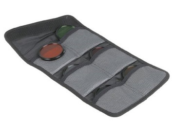 ProMaster Deluxe Filter Case - Holds 6 filters up to 82mm
