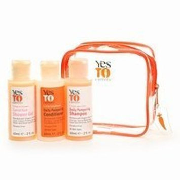 Yes To Carrots Travel with C Shower Essentials