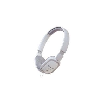 Panasonic Lt Wt On Ear Headphones White DSV