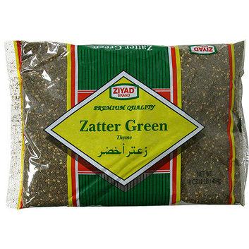 Ziyad Green Zaatar Roasted Thyme