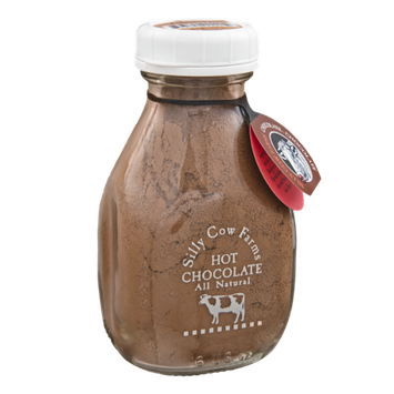 Silly Cow Farms All Natural Chocolate-Chocolate Hot Chocolate