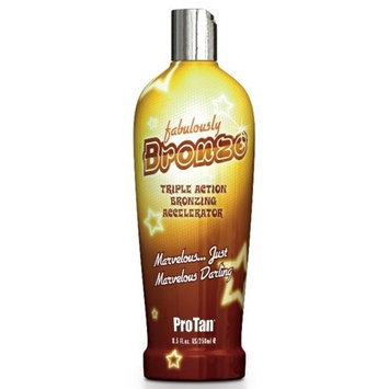 Pro Tan Fabulously Bronze Tanning Lotion