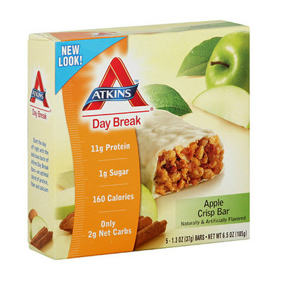 Atkins Advantage Apple Crisp Bars
