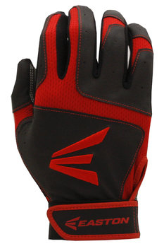 Cycle Products Co. Grand Slam Youth Batting Glove L - Black/Red