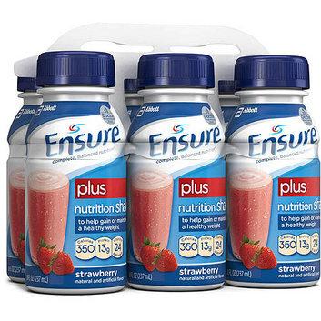 Ensure Plus Strawberry Nutrition Shake