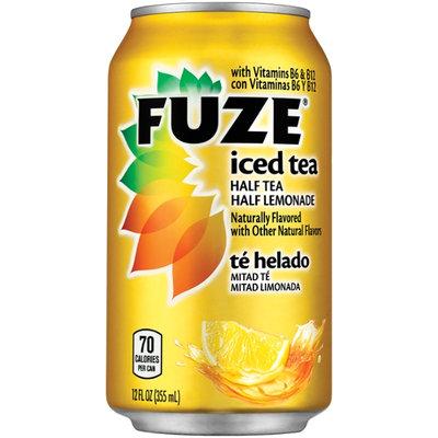 Fuze Half Tea Half Lemonade Iced Tea