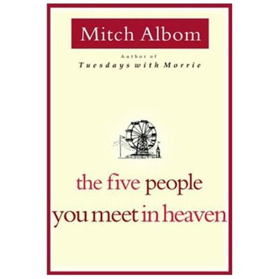 Hyperion Books The Five People You Meet in Heaven