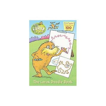 Dr. Seuss The Lorax Doodle Book (Paperback)
