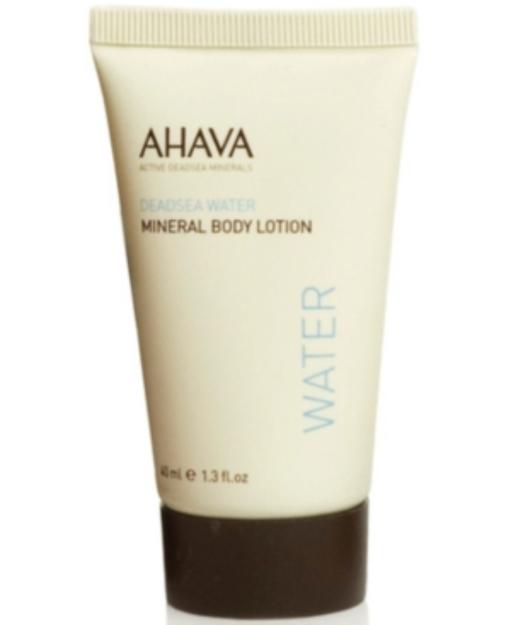 AHAVA Mineral Body Lotion