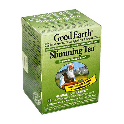 Good Earth Slimming Tea With Birch Leaf & Goldenrod