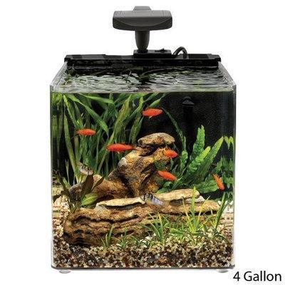Aqueon Oceanic Systems, Inc. Evolve 4 - LED Light Aquarium Kit
