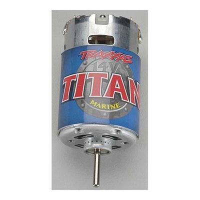 TRAXXAS 1585 Titan Marine 550 Motor Villain EX