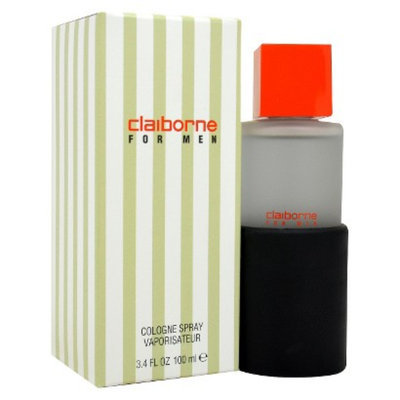 Men's Claiborne by Liz Claiborne Eau de Cologne Spray - 3.3 oz