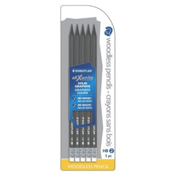 Staedtler 5ct #2 Wood Pencil