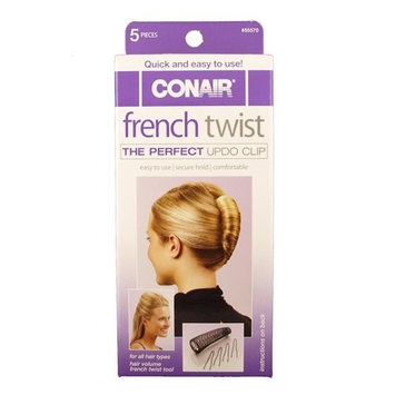 Conair French Twist Perfect Up do Clip Set