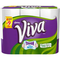 Kleenex Viva Choose-A-Size Towels