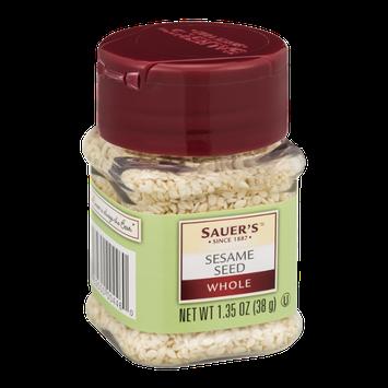 Sauer's Sesame Seed Whole