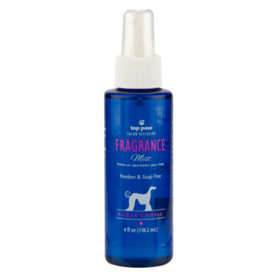 Top Paw Sugar Cookie Scented Dog Fragrance Spray