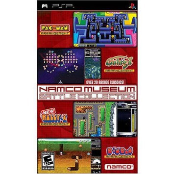 mco Hometech Namco Museum Battle Collection