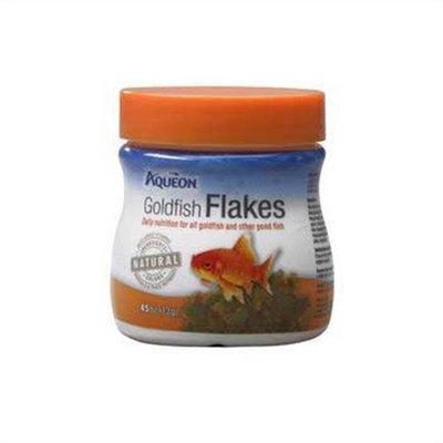 Aqueon 06040 Goldfish Flakes, 0.45-Ounce
