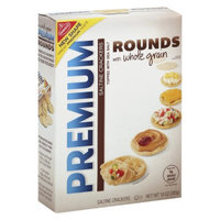 Premium Rounds Whole Grain 10 oz