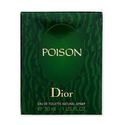Poison Dior  Eau de Toilette  1.0 oz for Women