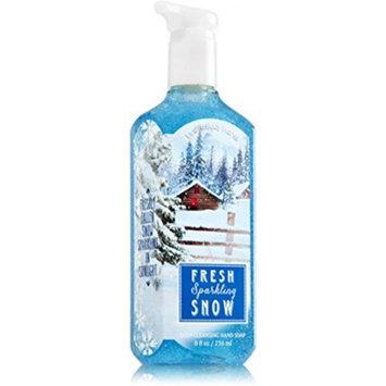 Bath & Body Works® Fresh Sparkling Snow Deep Cleansing Hand Soap