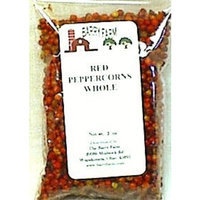 Barry Farm Peppercorns, Red, Whole, 2 oz.