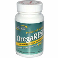 North American Hreb & Spice North American Herb and Spice OregaRESP 30 Vegetarian Capsules