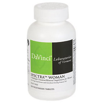 Davinci Spectra Woman - 120 Tablets - Women's Multivitamins