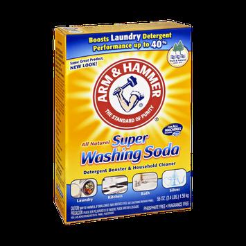 Arm & Hammer Super Washing Soda Detergent Booster