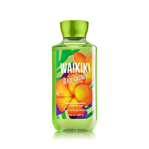 Bath & Body Works Shower Gel Waikiki Beach Coconut