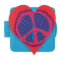 GeoPalz Peace Heart Pedometer