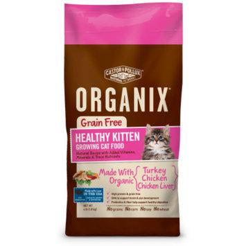 Castor & Pollux ORGANIXA Grain Free Healthy Kitten Food