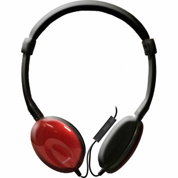 Maxell Classic Headphones - Red