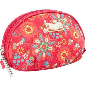 Hadaki Origami Cosmetic Pouch Primavera Floral - Hadaki Ladies Cosmetic Bags