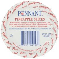 Pennant Pineapple Slices, 8 Ounce