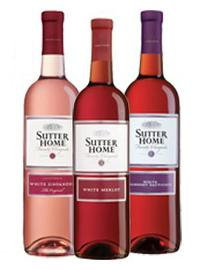 Sutter Home Wine Yum