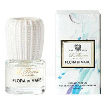Voluspa L.Florem Collection, Pulse Point Roll-On Parfum, Flora Di Mare, .2 fl oz