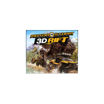 Sony Computer Entertainment MotorStorm 3D Rift DLC