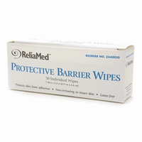Reliamed Protective Barrier Wipes