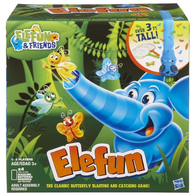 Hasbro HASBRO Elefun & Friends Game - HASBRO, INC.